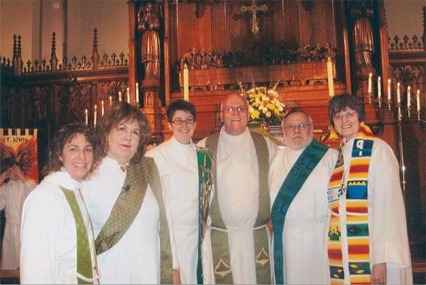 CLERGY OF SAINT JOHN'S
