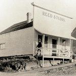 ROLAND REED STUDIO, 1900