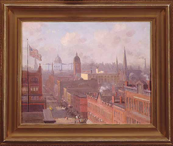 VIEW OF SAINT PAUL 1908