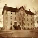 Original Shattuck Hall in Faribault.