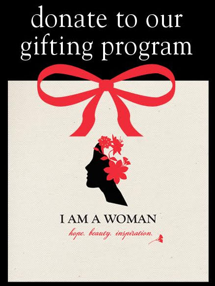 I AM A WOMAN GIFTING PROGRAM